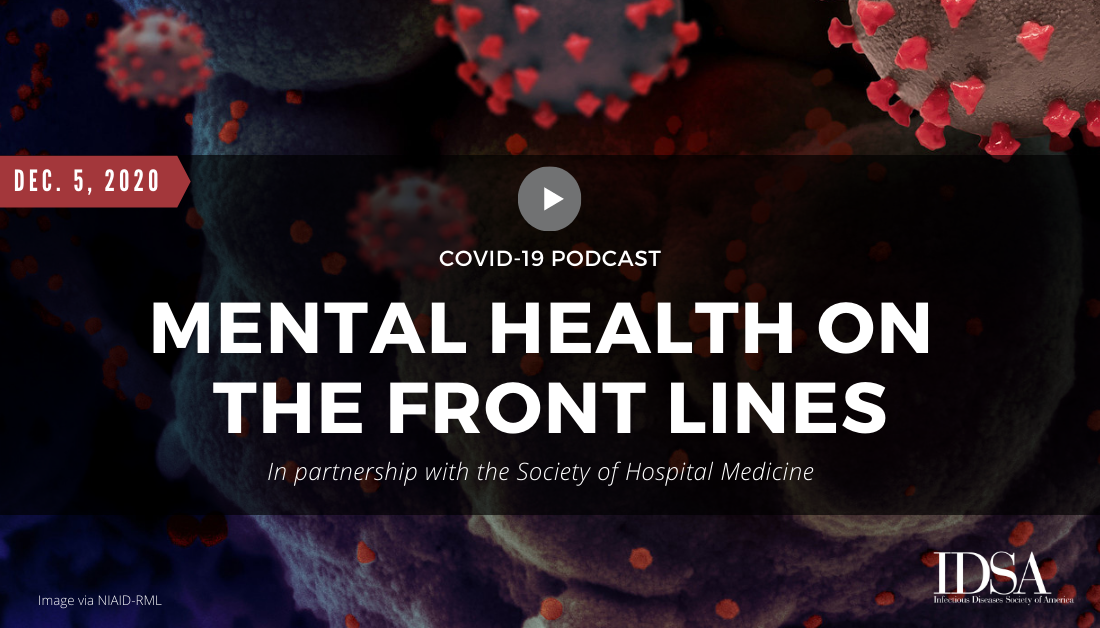 COVID-19: Mental Health on the Front Lines