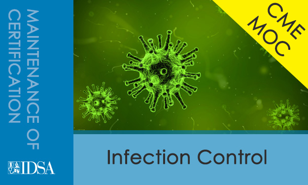 Infection Control Maintenance of Certification